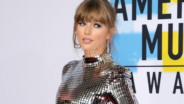 Taylor Swift flawlessly shut down a sexist interview question. Look what you made her do.