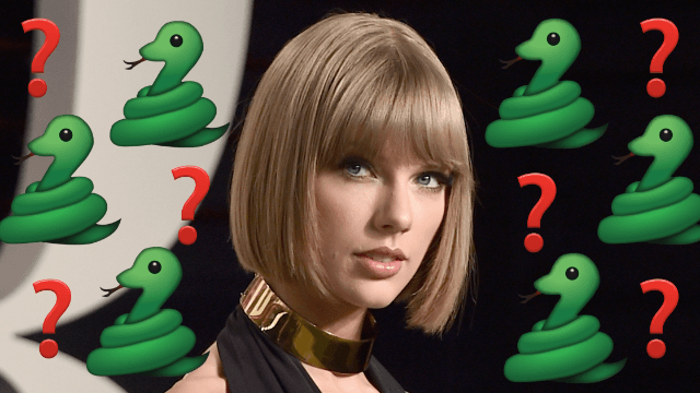 Taylor Swift just took trolling her fans to a creepy new level with her latest snake video.