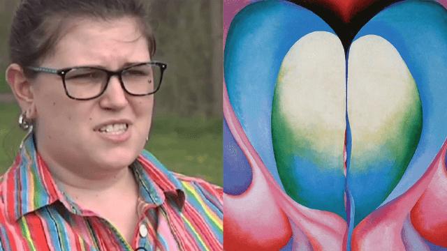 Michigan art teacher fired for saying 'vagina' to eighth-graders. Vagina, vagina, vagina.