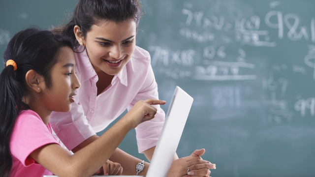 Teacher responds to 'poor PR' about teaching by revealing why she went back after quitting.