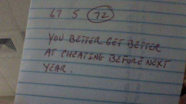 18 teachers who let their students know how they really feel.