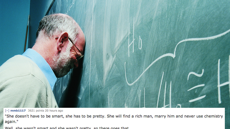 Teachers confided the most outrageous things parents have ever told them. Here are the best.