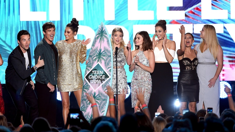 Angry teens of Twitter are convinced the Teen Choice Awards were rigged.