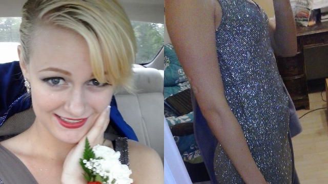 Teen girl kicked out of prom because chaperoning dads found her outfit too sexy.