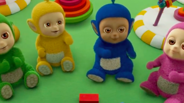 Teletubbies Babies Tiddlytubbies Names Are Too Cute