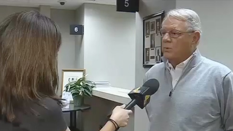 Tennessee official curses out female reporter, explains it's what any man would do.