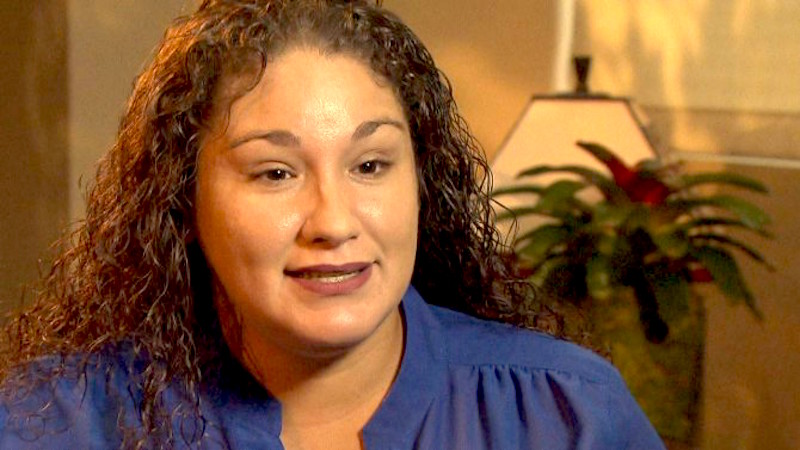 Texas woman wakes up from overbite surgery with a bloody weird accent.