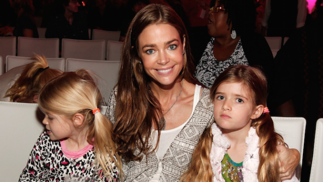 Thanks, Denise Richards, for your awesome response to Charlie Sheen's Twitter rant.