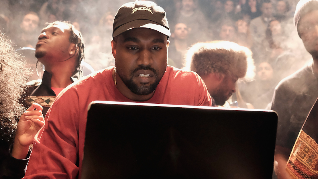 'Thank You Yeezy' is a Tumblr that highlights celebrtiy thank-you checks to get Kanye out of debt.