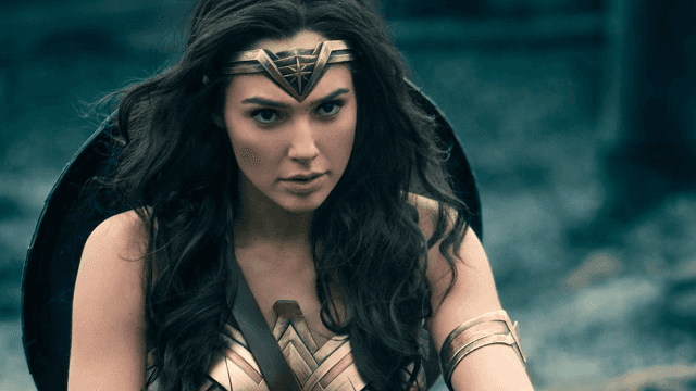 Thanks to a new makeup collection, you can wear the same mascara as 'Wonder Woman.'