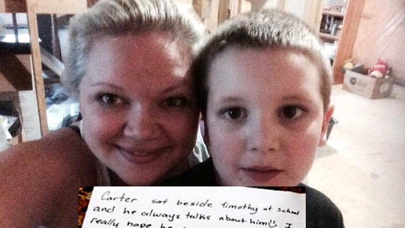 Thanks to one mother's thoughtfulness, this autistic boy can go to his first-ever birthday party.
