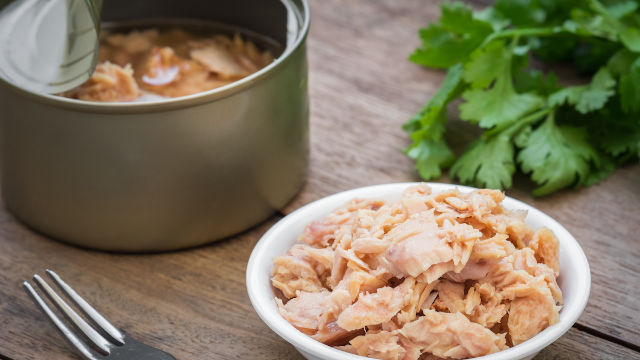 That gross creature in the can of tuna turns out to be even grosser than you thought it was.