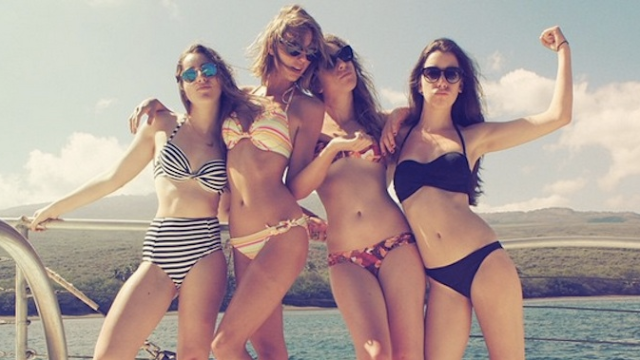 The 10 times I most desperately wished I was in Taylor Swift's female friend group.