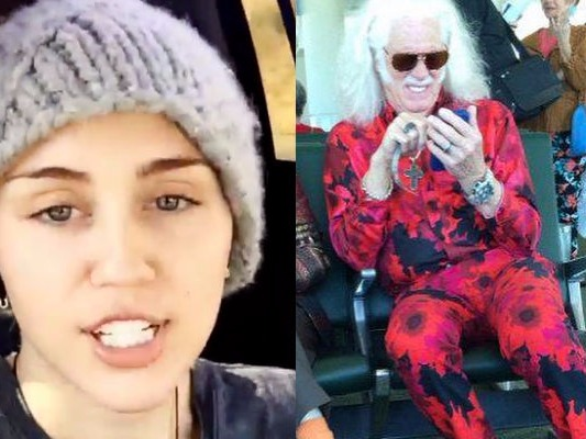 "The 5 most ""important"" celeb Instagrams you missed this week: Aaron Paul, Miley, and more."