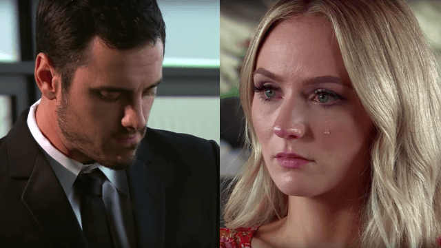 Did 'The Bachelor' Ben Higgins just call off his wedding to Lauren Bushnell?