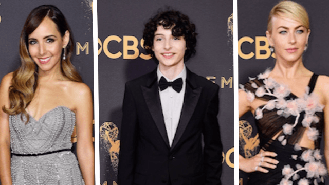 The best looks from the 2017 Emmys.