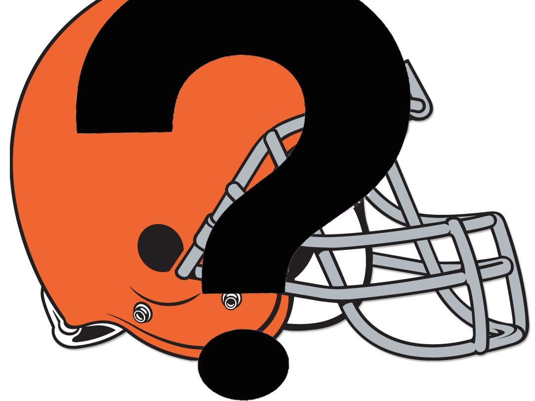 The Cleveland Browns unveil brand new, game-changing logo.