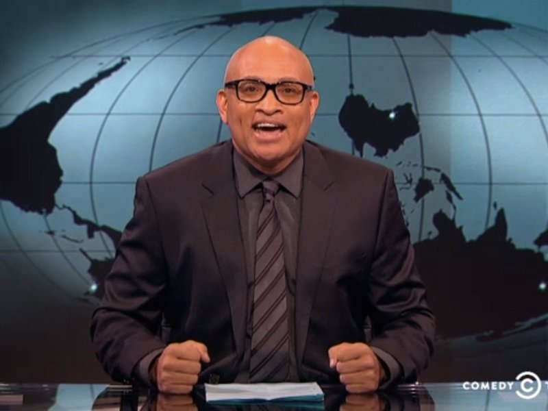 The first monologue from the first episode of 'The Nightly Show' with Larry Wilmore.