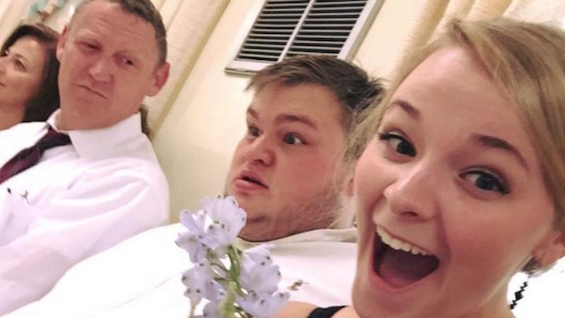 The Internet body-shamed her boyfriend, so she shamed the Internet right back.