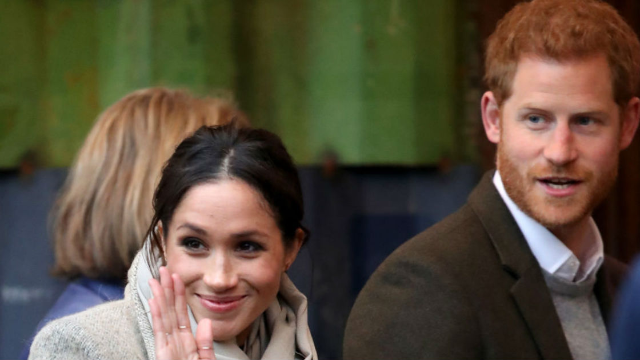 People are freaking out over this pic of Prince Harry from Meghan Markle's now deleted Instagram.