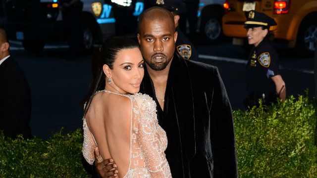 The internet is pointing out a major problem with Kim's defense of Kanye.