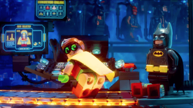 'The LEGO Batman Movie' trailer from Comic-Con proves Will Arnett might just be the best Batman.