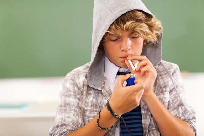 Here are the 20 most common names of kids who behave badly in school.