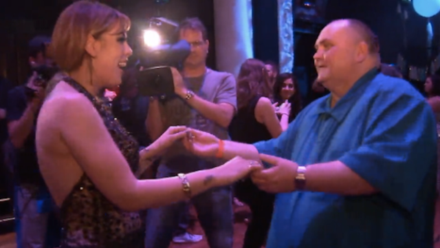 The man who was body shamed for dancing just got his own celebrity-packed dance party.
