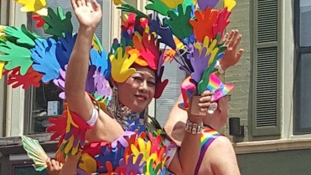 The boldest, most impressive looks from Gay Pride parades all over the country.