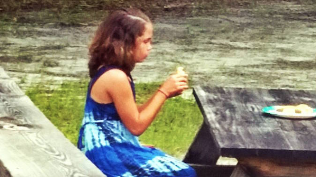 The picture of these two kids' bad date represents all bad dates.