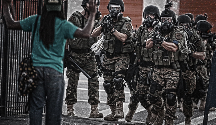 The Pros & Cons Of Living In A Police State
