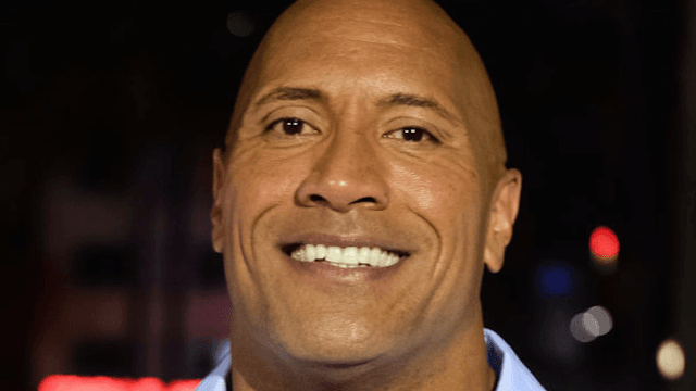 The Rock melts the internet with a story about what inspired his 'Moana' character.