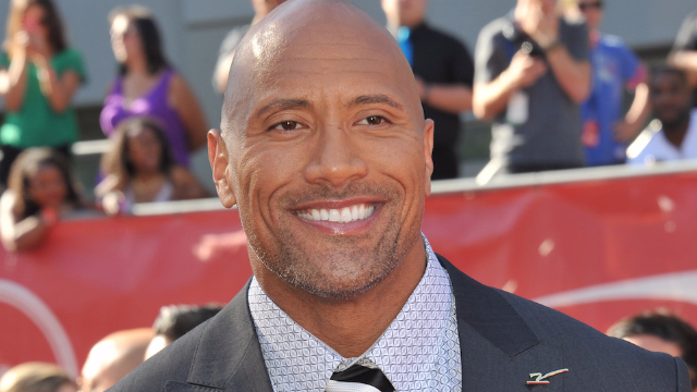 The Rock & wife Lauren Hashian just announced a new little Rock-ette.