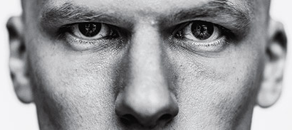 The Sociopath Network: check out the first image of Jesse Eisenberg as Lex Luthor.