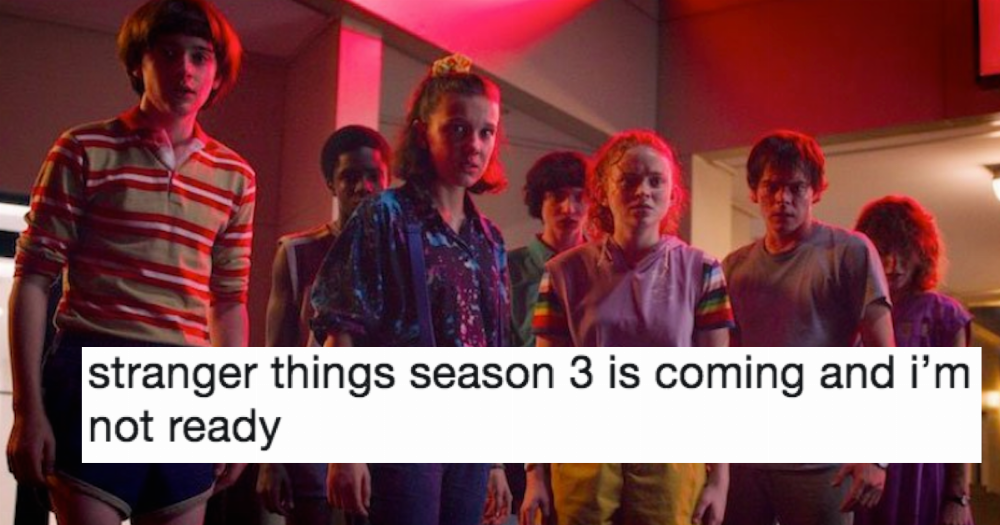 the  u0026 39 stranger things u0026 39  season 3 release date  juicy trailer