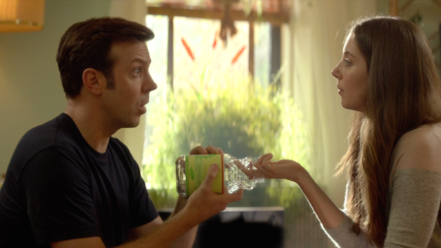 You must be old enough to bone Alison Brie & Jason Sudeikis to see the trailer for their sex addict comedy.
