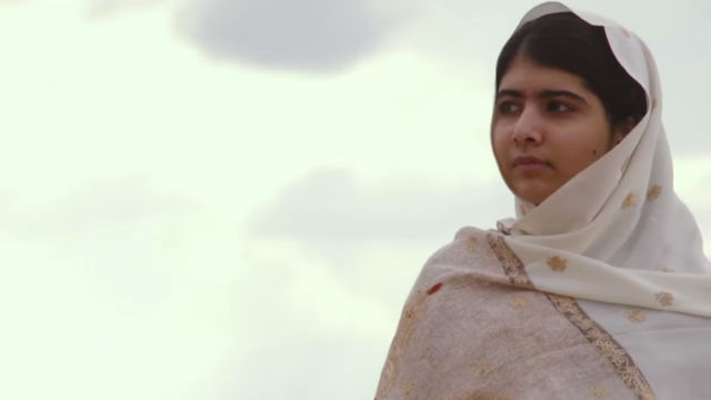 The trailer for the new Malala documentary will make you cry.