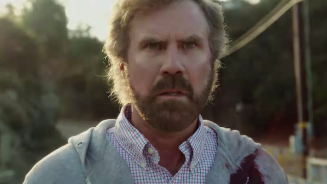 The trailer for Will Ferrell and Kristen Wiig's Lifetime thriller is spot on.