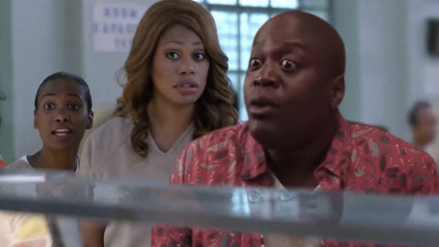 'Orange Is the New Black' and 'Unbreakable Kimmy Schmidt come together in the best way imaginable.