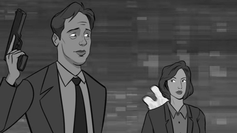 Whether you loved 'The X-Files' or never watched it, you can now catch up on the whole series in 3 minutes.