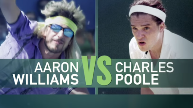 Andy Samberg and Jon Snow play tennis for seven days in this hilarious new movie.