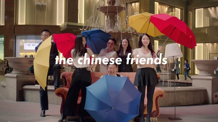This Chinese guy modeled his life on 'Friends' and it's surprisingly heartwarming.