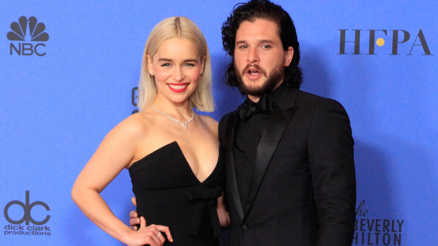 'Game of Thrones' cast members are posting about the final watch and it has us pre-crying.
