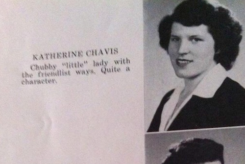These yearbook captions from 1946 are adorably sexist.