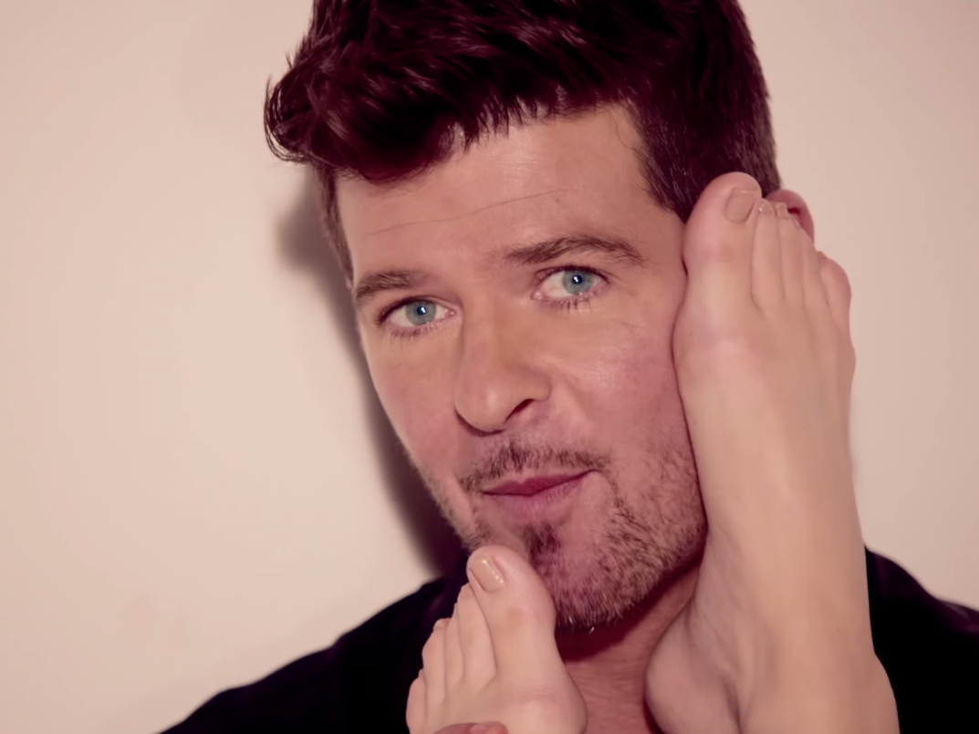 """Thicke as thieves: jury rules """"Blurred Lines"""" was stolen from Marvin Gaye."""