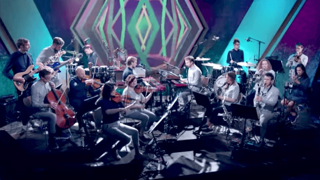This 15-piece orchestra's Daft Punk cover is 'Harder, Better, Faster, Stronger' than the original.