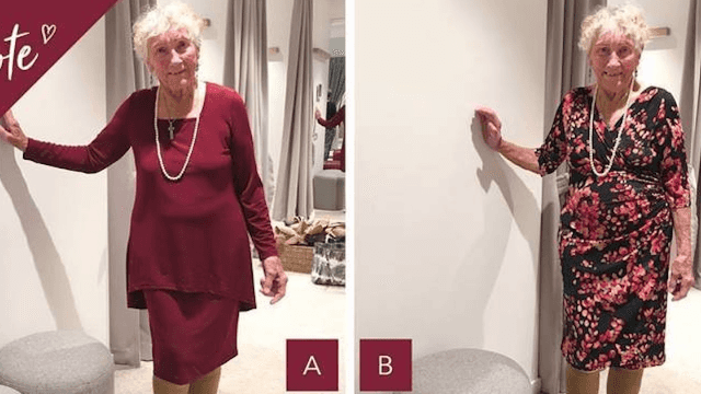 This adorable 93-year-old bride asked for help choosing a wedding dress. The internet happily obliged.