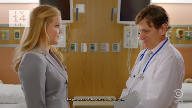 This Amy Schumer sketch about access to birth control made me laugh, then made me sad.