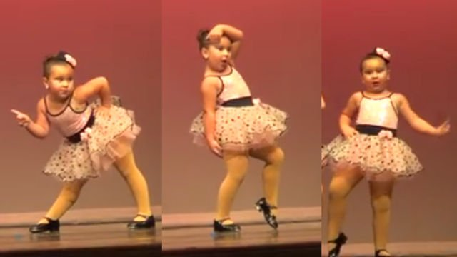 This child dancing to Aretha Franklin is fiercer than you or I will ever be.