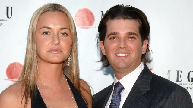 This conspiracy theory tying Don Jr.'s divorce to Russia could actually be true.